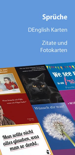 Lustige Sprüche Postkarten und Sprüchekarten
